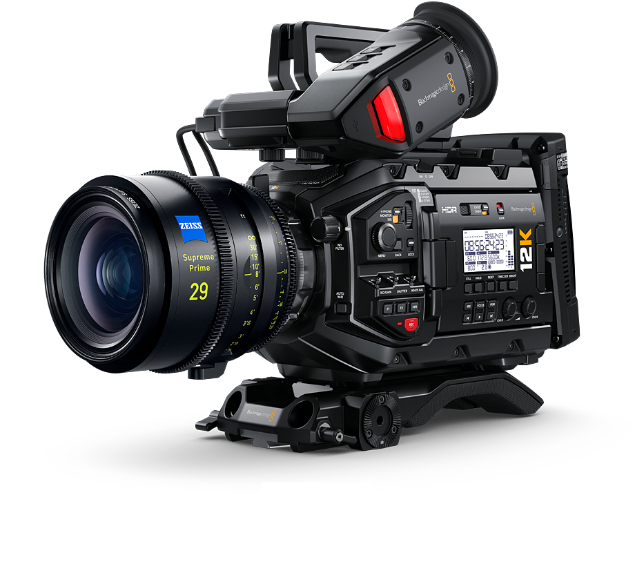 Blackmagic Design URSA Mini Pro 12K - TONEART Shop